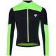 PEARL iZUMi P.R.O. Pursuit Bike Jersey Longsleeve Men green/black
